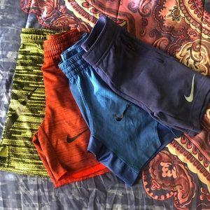 4 Pair Nike Shorts ✔️
